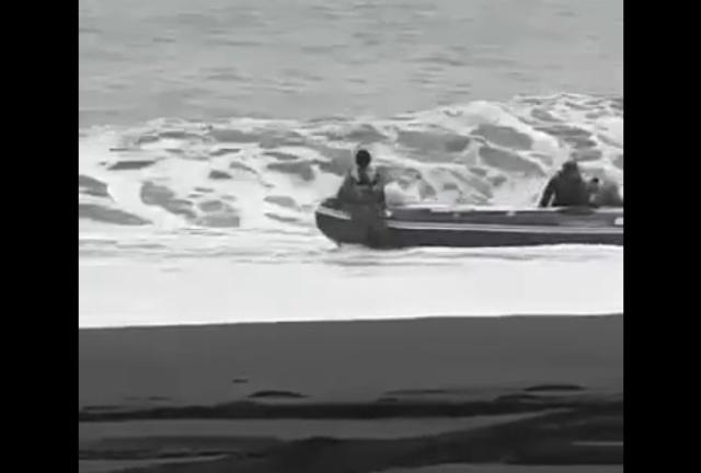 Рыбалка в Охотском море - непростая задача