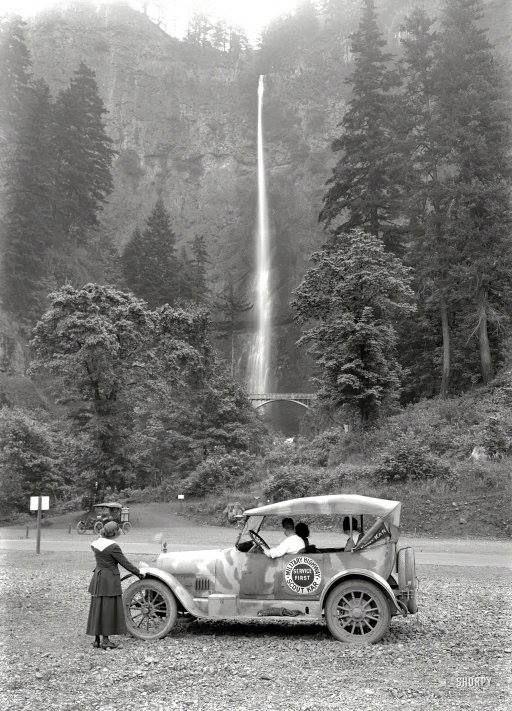 Америка на старых фото (25 фото)