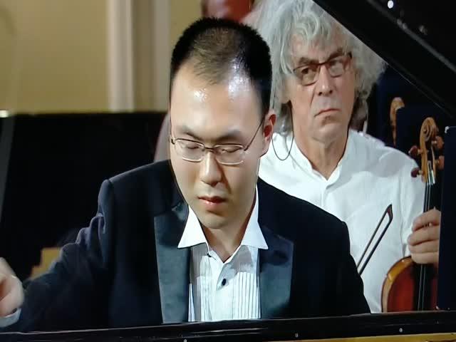 На конкурсе имени Чайковского спутали ноты