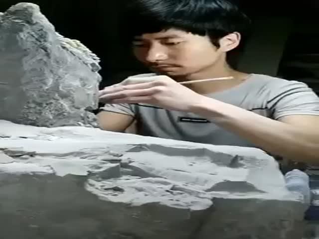 Удивительно мастерство