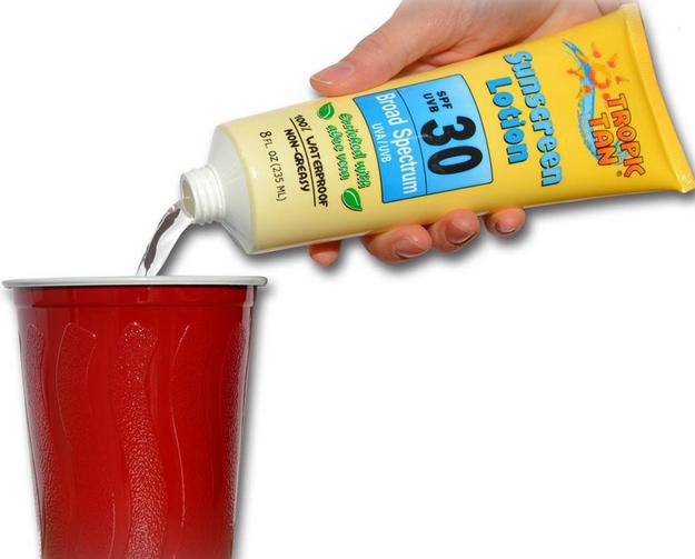 21 идея как незаметно пронести алкоголь