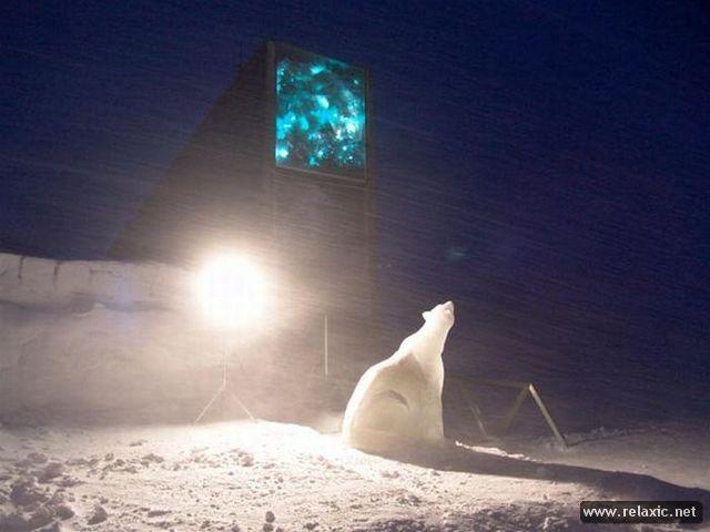 Всемирное семенохранилище на Шпицбергене
