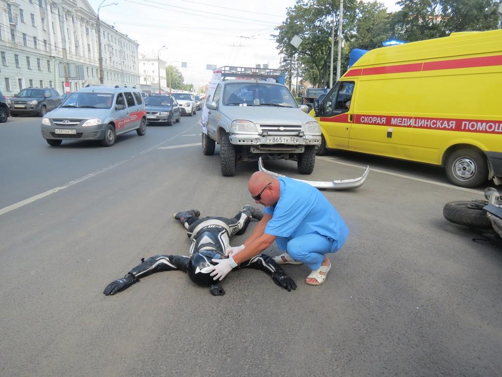Шоковая терапия от сотрудников ГИБДД и городских активистов