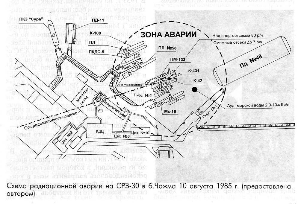 Предтеча Чернобыля или
