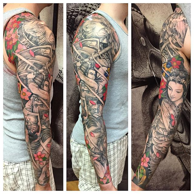 Потрясающие татуировки