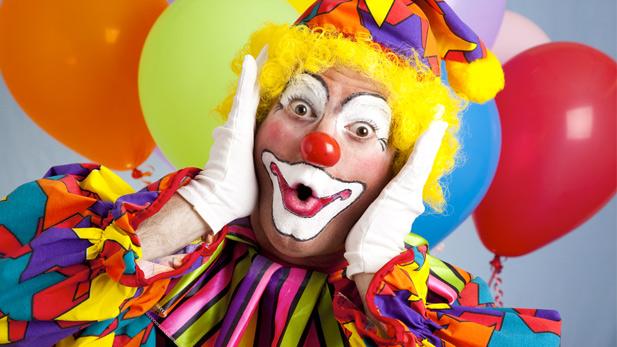 Реалии клоунов, работающих на детских праздниках