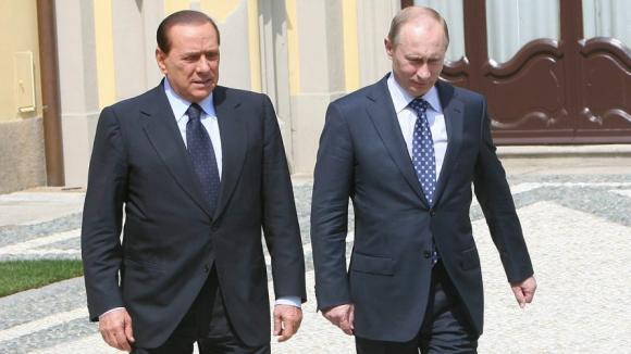 Украина возбудила уголовное дело против Путина и Берлускони