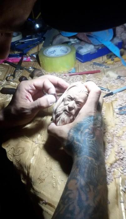 Удивительная курительная трубка ручной работы