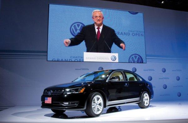 Скандал автомира – Volkswagen в центре внимания