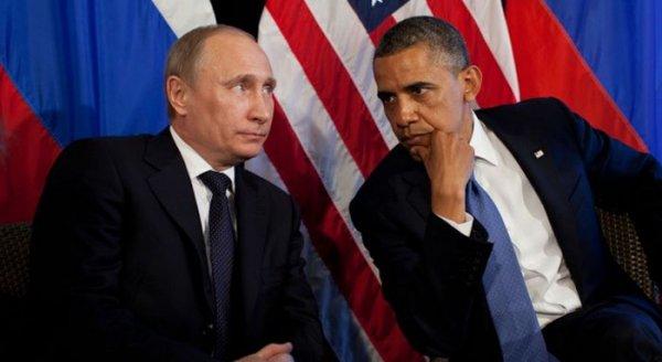 Владимир Путин встретиться с Бараком Обамой
