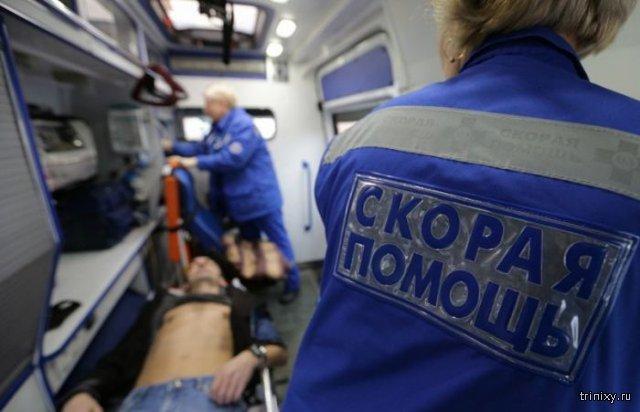 Врачей скорой помощи на вызове могут приравнять к полицейским