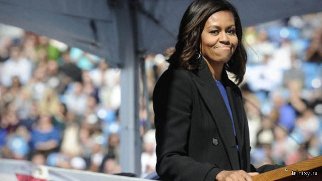 Мишель Обама очень огорчила американских подводников