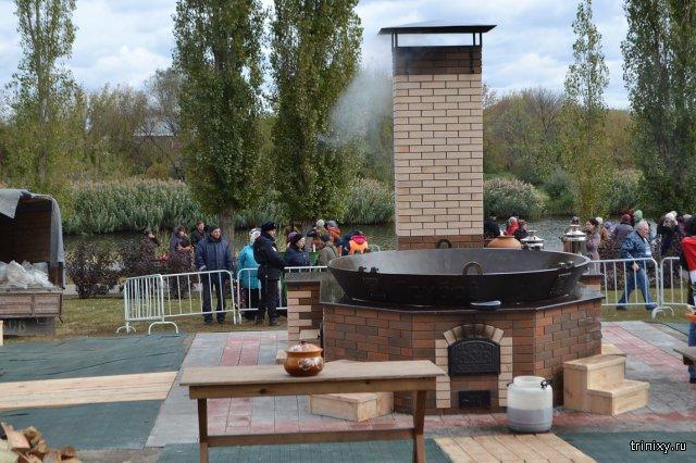 В Тамбове установили рекорд России по количеству одновременно пожаренной картошки