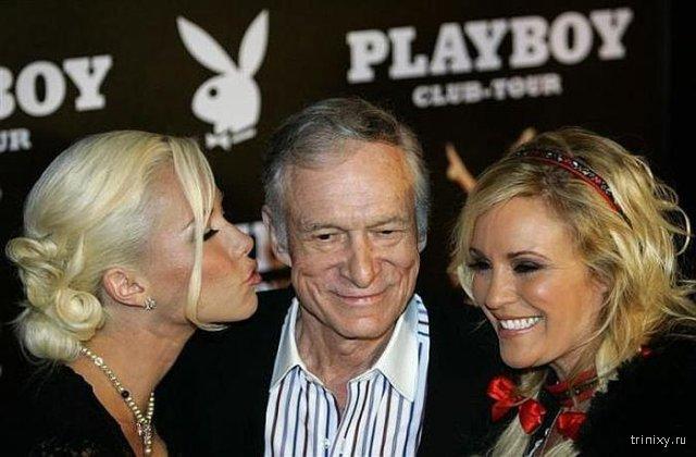 Журнал Playboy откажется от фотографий полностью обнаженных женщин