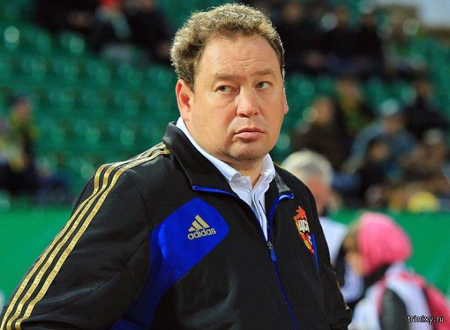 Тренер сборной России по футболу Леонид Слуцкий получит €1 млн