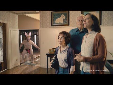 Очень прикольная и смешная подборка рекламных роликов