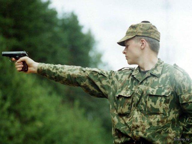 Депутат ЛДПР Алексей Диденко предлагает заменять тюремные сроки службой в армии