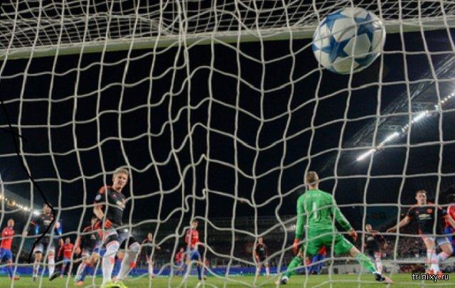 ЦСКА сыграл в ничью с «Манчестером Юнайтед»