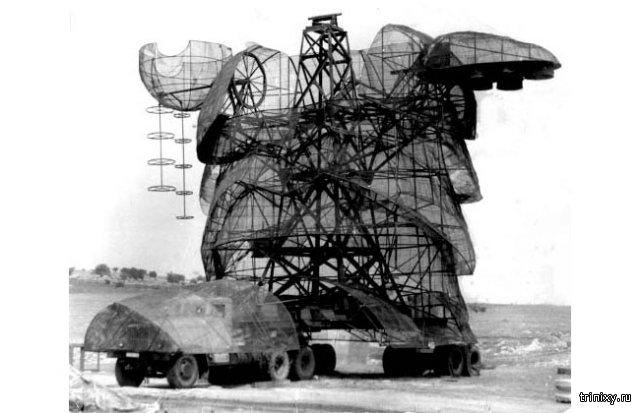 Настоящее искусство или back in USSR