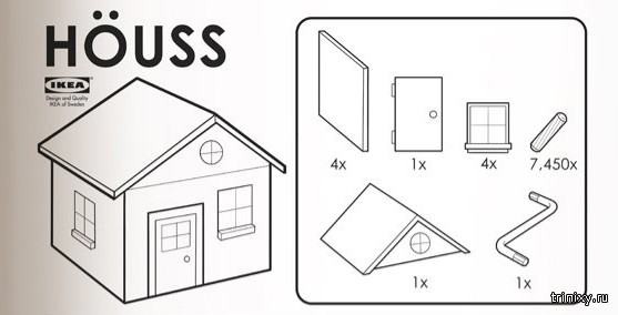 IKEA - Планировщик фантазии художника