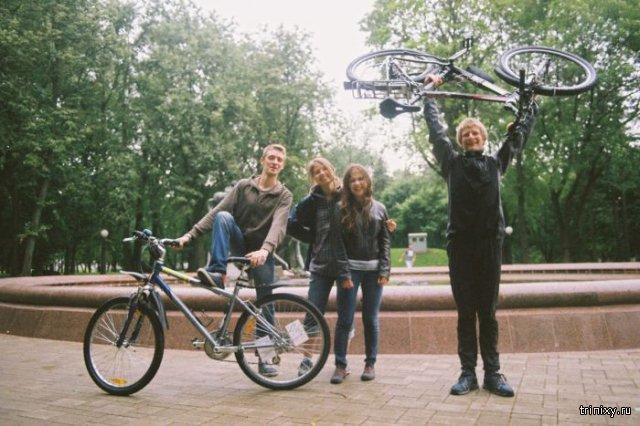 В школьные программы введут обучение езде на велосипеде