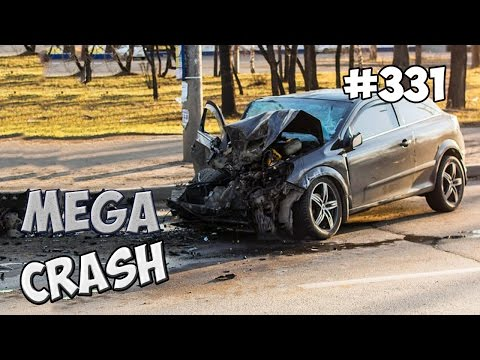 [MEGA CRASH] Подборка Аварий, ДТП #331