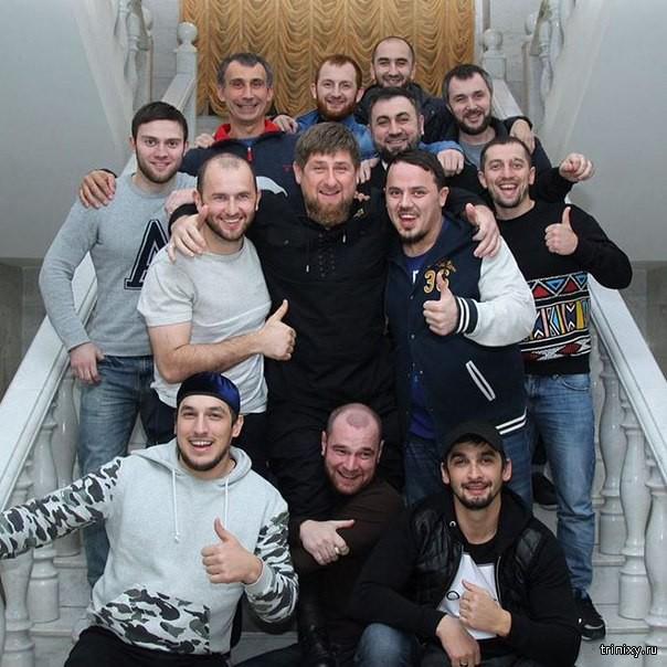 Рамзан Кадыров пригласил 11 КВНщиков на работу в правительство Чечни