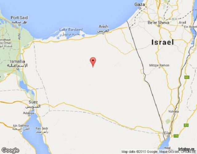 В египетском городе Эль-Ариш неподалеку от места крушения российского самолета произошел теракт