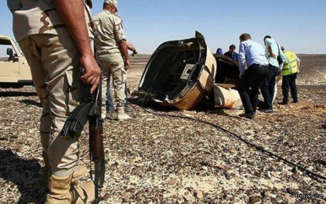 ИГИЛ опубликовал фото бомбы, которая была заложена на борту российского самолета