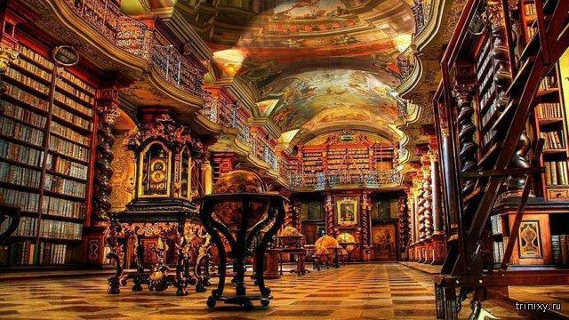 Впечатляющие библиотеки