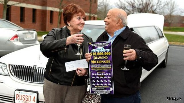 Поразительное везение жительницы Бостона, которая два раза выиграла в лотерею