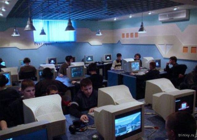 Эра компьютерных клубов