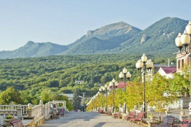 Отдыхающих на Северном Кавказе обяжут платить туристический сбор