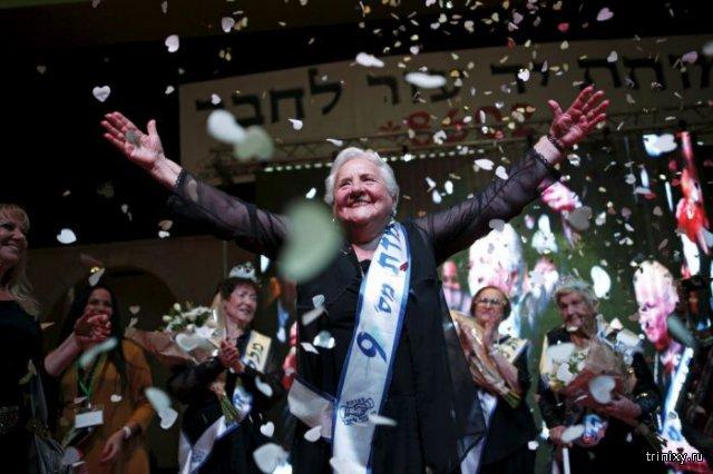 В Хайфе выбрали победительницу конкурса красоты «Мисс Холокост»