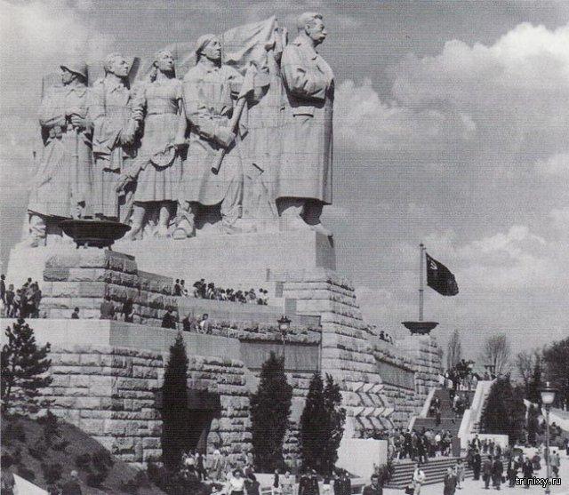 История памятника Сталину в Праге