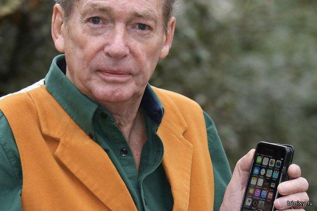 Британский пенсионер выиграл дело против Apple, удалившей с его телефона фото и записную книжку