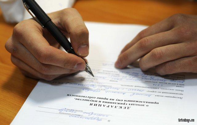 Министерство труда разрешило чиновникам допускать ошибки при составлении деклараций