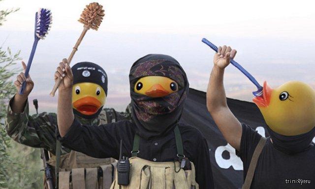 Anonymous объявили 11 декабря «днём троллинга» ИГИЛ