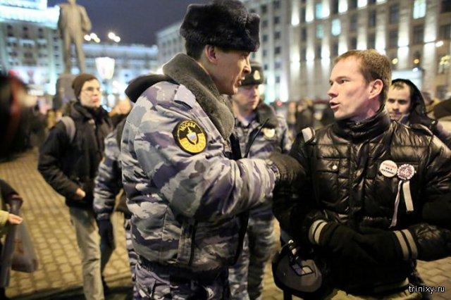 Ильдар Дадин - первый осужденный по статье о нарушениях на митингах