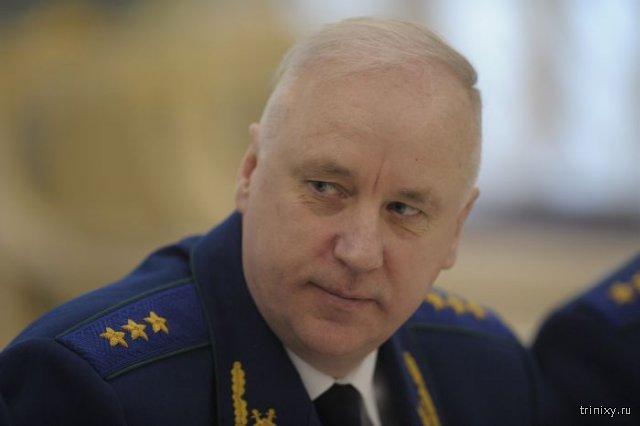 Председатель Следственного комитета Александр Бастрыкин выступил за смертную казнь
