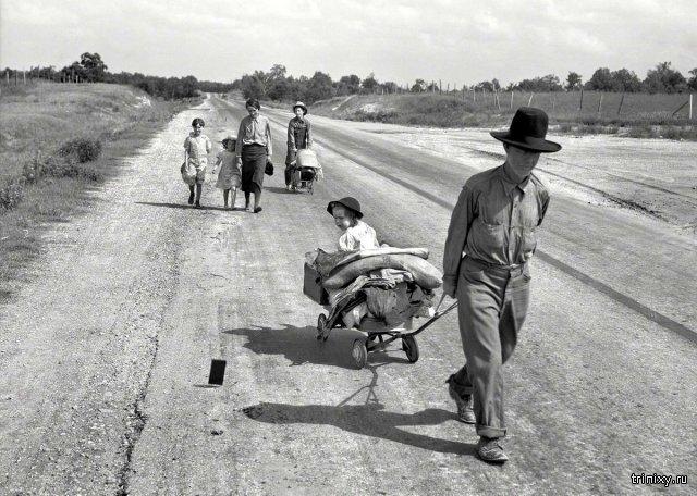 США во времена Великой депрессии