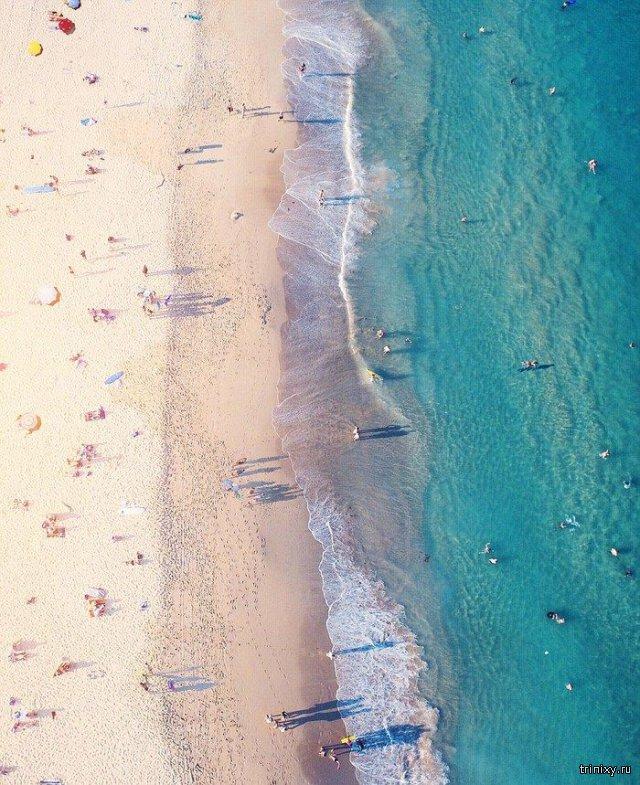 Потрясающие снимки, сделанные при помощи дронов