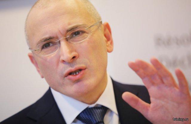 Следственный комитет обвинил Михаила Ходорковского в организации убийства Владимира Петухо