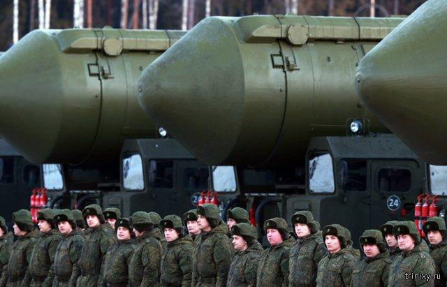 95% ядерных пусковых установок России находятся в постоянной боевой готовности