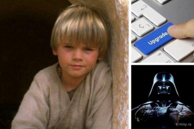 В сети набирает популярность новый мем Upgrade Button («Кнопка прокачки»)
