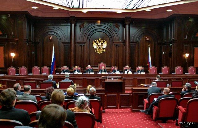 Путин наделил Конституционный суд правом игнорировать решения Европейского суда по правам человека