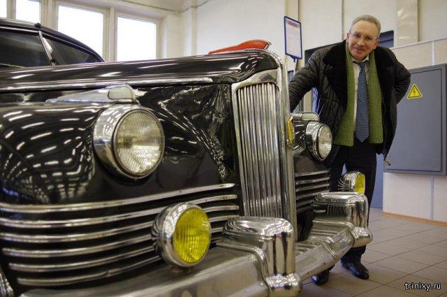 Глава Ново-Переделкино Эрнест Макаренко сам награждал себя премиями за хорошую работу