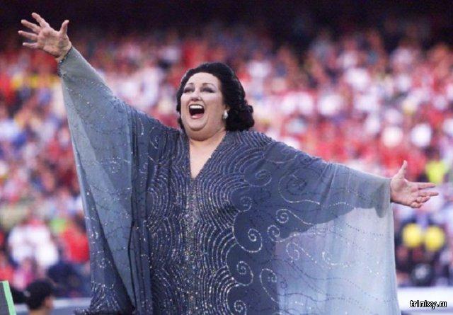 Испанская оперная певица Монсеррат Кабалье приговорена к тюрьме за уклонение от уплаты налогов