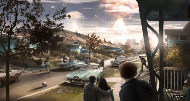 Житель Красноярска требует с разработчиков Fallout 4 полмиллиона рублей за сломанную жизнь