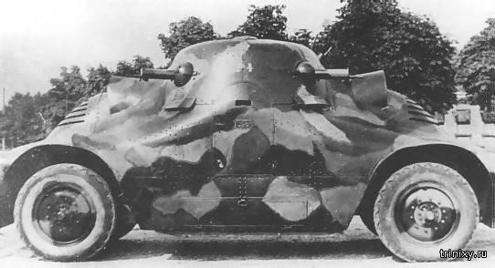Бронеавтомобиль Шкода PA-2 Zelva \